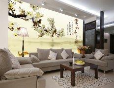 家居装饰新宠 用壁画点亮家居空间